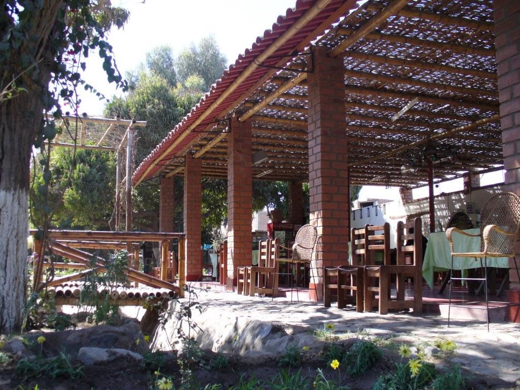 Restaurante El Encanto De La Huerta Nuestras Instalaciones